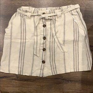 Maurices linen skirt 🦋